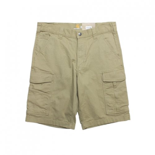 Carhartt-RUGGED FLEX RIGBY CARGO SHORT(KHAKI)<img class='new_mark_img2' src='//img.shop-pro.jp/img/new/icons5.gif' style='border:none;display:inline;margin:0px;padding:0px;width:auto;' />