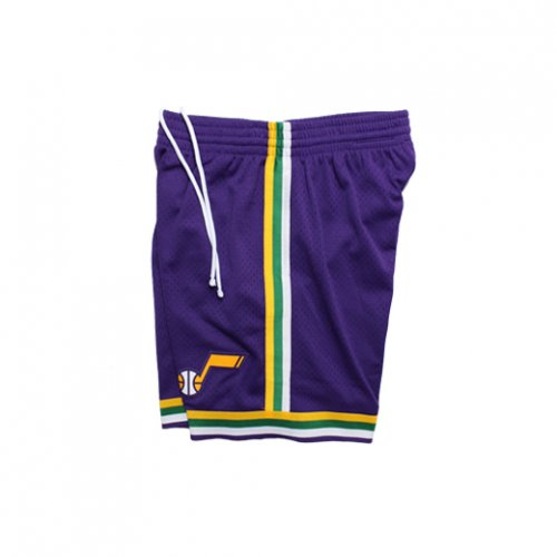 Mitchell&Ness -SWINGMAN SHORTS(JAZZ)<img class='new_mark_img2' src='//img.shop-pro.jp/img/new/icons5.gif' style='border:none;display:inline;margin:0px;padding:0px;width:auto;' />