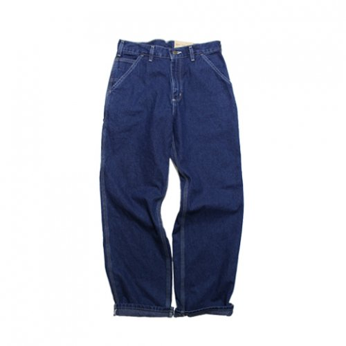 Carhartt-WORK DUNGAREE PANTS(DENIM)<img class='new_mark_img2' src='https://img.shop-pro.jp/img/new/icons5.gif' style='border:none;display:inline;margin:0px;padding:0px;width:auto;' />
