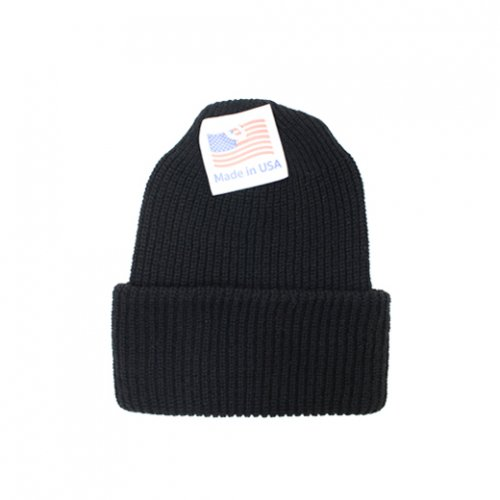 ROTHCO-100% ACRIC WATCH CAP(BLACK)<img class='new_mark_img2' src='//img.shop-pro.jp/img/new/icons5.gif' style='border:none;display:inline;margin:0px;padding:0px;width:auto;' />