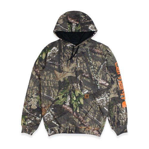 Carhartt-MIDWEIGHT CAMO HOODIE(MOSSY OAK CAMO)<img class='new_mark_img2' src='//img.shop-pro.jp/img/new/icons5.gif' style='border:none;display:inline;margin:0px;padding:0px;width:auto;' />