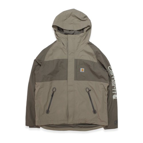 Carhartt-ANGLER JACKET(DESERT)<img class='new_mark_img2' src='https://img.shop-pro.jp/img/new/icons5.gif' style='border:none;display:inline;margin:0px;padding:0px;width:auto;' />