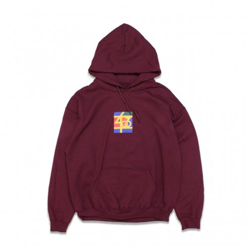 SAMO-3rd STREET PARTNER SHIP HOODIE(MAROON)<img class='new_mark_img2' src='//img.shop-pro.jp/img/new/icons5.gif' style='border:none;display:inline;margin:0px;padding:0px;width:auto;' />