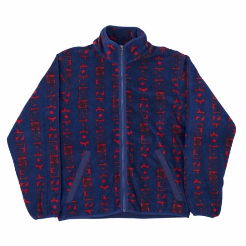 <SALE 20%OFF>BRONZE-BRONZE-VERTICAL FULLZIP FLEECE(NAVY)<img class='new_mark_img2' src='//img.shop-pro.jp/img/new/icons20.gif' style='border:none;display:inline;margin:0px;padding:0px;width:auto;' />