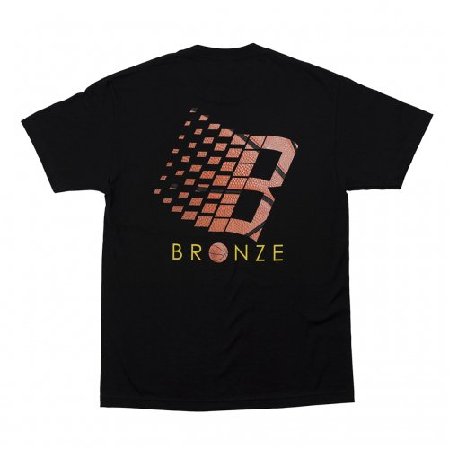 BRONZE-B LOGO S/S TEE(BLACK)<img class='new_mark_img2' src='//img.shop-pro.jp/img/new/icons5.gif' style='border:none;display:inline;margin:0px;padding:0px;width:auto;' />