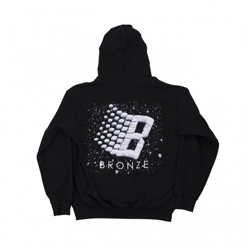 BRONZE-B LOGO HOODIE(BLACK)<img class='new_mark_img2' src='https://img.shop-pro.jp/img/new/icons5.gif' style='border:none;display:inline;margin:0px;padding:0px;width:auto;' />