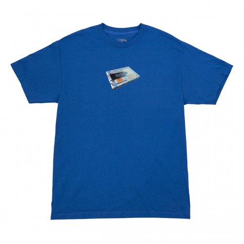 BRONZE-MONEY CLIP S/S TEE(ROYAL)<img class='new_mark_img2' src='https://img.shop-pro.jp/img/new/icons5.gif' style='border:none;display:inline;margin:0px;padding:0px;width:auto;' />