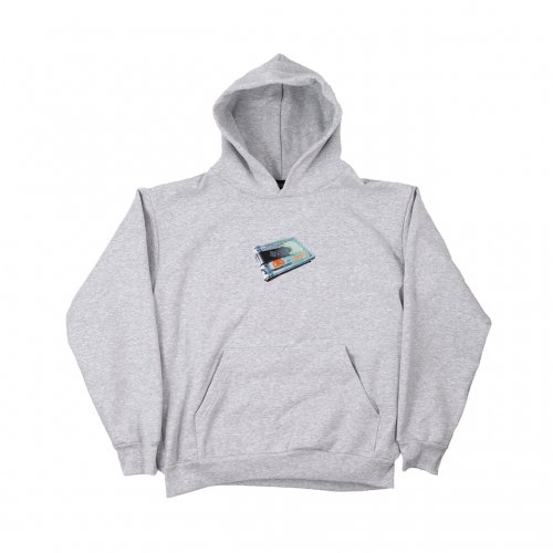 BRONZE-MONEY CLIP HOODIE(GRAY)<img class='new_mark_img2' src='//img.shop-pro.jp/img/new/icons5.gif' style='border:none;display:inline;margin:0px;padding:0px;width:auto;' />