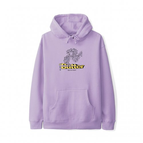 BUTTER GOODS-BEAUTIFUL MUSIC HOODIE(LAVENDER)<img class='new_mark_img2' src='//img.shop-pro.jp/img/new/icons5.gif' style='border:none;display:inline;margin:0px;padding:0px;width:auto;' />