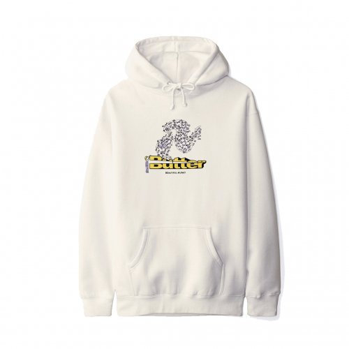 BUTTER GOODS-BEAUTIFUL MUSIC HOODIE(BONE)<img class='new_mark_img2' src='//img.shop-pro.jp/img/new/icons5.gif' style='border:none;display:inline;margin:0px;padding:0px;width:auto;' />