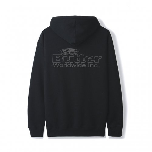 BUTTER GOODS-INCORPORATED HOODIE(BLACK)<img class='new_mark_img2' src='//img.shop-pro.jp/img/new/icons20.gif' style='border:none;display:inline;margin:0px;padding:0px;width:auto;' />