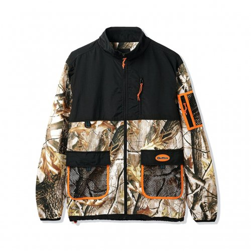 <SALE>BUTTER GOODS-FIELD COVERTABLE JKT(TREE CAMO)<img class='new_mark_img2' src='//img.shop-pro.jp/img/new/icons20.gif' style='border:none;display:inline;margin:0px;padding:0px;width:auto;' />
