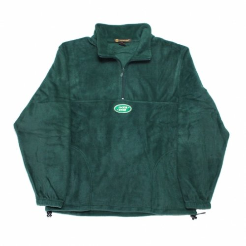 LOCKER ROOM-QUARTER ZIP FLEECE JACKET(GREEN)<img class='new_mark_img2' src='//img.shop-pro.jp/img/new/icons5.gif' style='border:none;display:inline;margin:0px;padding:0px;width:auto;' />