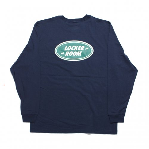 LOCKER ROOM-POCKET L/S T-SHIRT(carhartt/NAVY)<img class='new_mark_img2' src='//img.shop-pro.jp/img/new/icons5.gif' style='border:none;display:inline;margin:0px;padding:0px;width:auto;' />