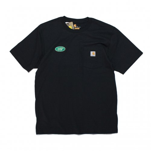 LOCKER ROOM-POCKET S/S T-SHIRT(carhartt/BLACK)<img class='new_mark_img2' src='//img.shop-pro.jp/img/new/icons5.gif' style='border:none;display:inline;margin:0px;padding:0px;width:auto;' />