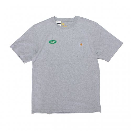 LOCKER ROOM-POCKET S/S T-SHIRT(carhartt/GRAY)<img class='new_mark_img2' src='https://img.shop-pro.jp/img/new/icons5.gif' style='border:none;display:inline;margin:0px;padding:0px;width:auto;' />