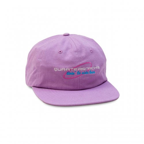 QUARTER SNACKS-Loca Cap(Lavender)<img class='new_mark_img2' src='https://img.shop-pro.jp/img/new/icons5.gif' style='border:none;display:inline;margin:0px;padding:0px;width:auto;' />