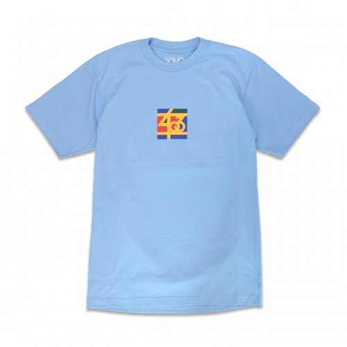 SAMO-3rd STREET PARTNER SHIP S/S T-SHIRT(SKY BLUE)<img class='new_mark_img2' src='//img.shop-pro.jp/img/new/icons5.gif' style='border:none;display:inline;margin:0px;padding:0px;width:auto;' />