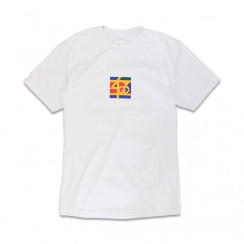 SAMO-3rd STREET PARTNER SHIP S/S T-SHIRT(WHITE)<img class='new_mark_img2' src='//img.shop-pro.jp/img/new/icons5.gif' style='border:none;display:inline;margin:0px;padding:0px;width:auto;' />