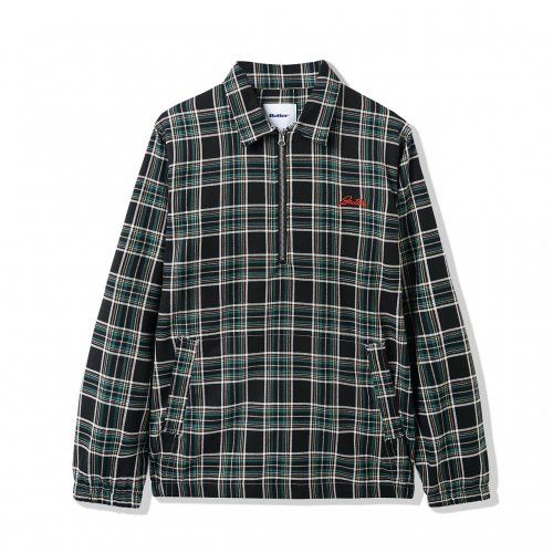 BUTTER GOODS-Ranger Plaid Pull Over JKT(MULTI)<img class='new_mark_img2' src='//img.shop-pro.jp/img/new/icons5.gif' style='border:none;display:inline;margin:0px;padding:0px;width:auto;' />