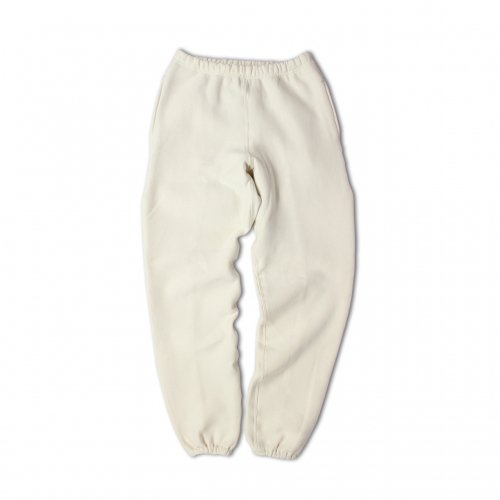 CAMBER-CROSS KNIT SWEAT PANTS(NATURAL)<img class='new_mark_img2' src='https://img.shop-pro.jp/img/new/icons5.gif' style='border:none;display:inline;margin:0px;padding:0px;width:auto;' />