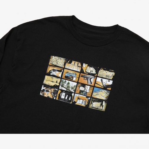 BRONZE-CONTRABAND L/S TEE(BLACK)<img class='new_mark_img2' src='https://img.shop-pro.jp/img/new/icons5.gif' style='border:none;display:inline;margin:0px;padding:0px;width:auto;' />