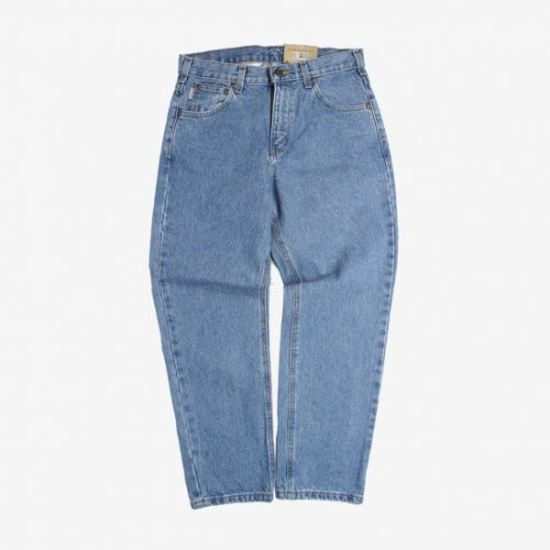 Carhartt-RELAXED FIT TAPERD LEG JEAN(STONE WASH)<img class='new_mark_img2' src='https://img.shop-pro.jp/img/new/icons5.gif' style='border:none;display:inline;margin:0px;padding:0px;width:auto;' />