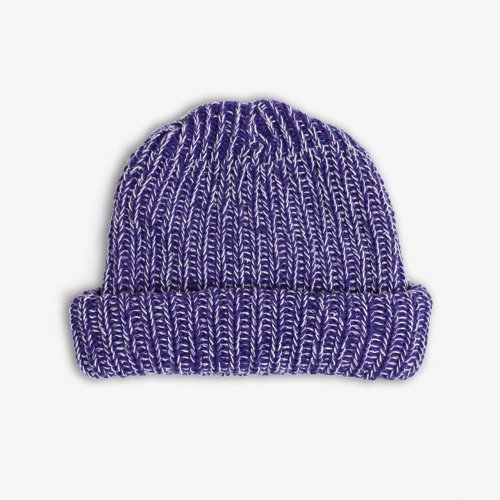 COLUMBIA KNIT-MARL BULKY CAP(PURPLE/WHITE)<img class='new_mark_img2' src='https://img.shop-pro.jp/img/new/icons5.gif' style='border:none;display:inline;margin:0px;padding:0px;width:auto;' />