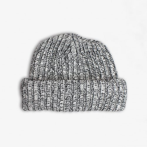 COLUMBIA KNIT-MARL BULKY CAP(WHITE/BLACK)<img class='new_mark_img2' src='https://img.shop-pro.jp/img/new/icons5.gif' style='border:none;display:inline;margin:0px;padding:0px;width:auto;' />