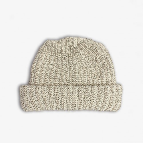 COLUMBIA KNIT-MARL BULKY CAP(CAFFEE/MARL)<img class='new_mark_img2' src='https://img.shop-pro.jp/img/new/icons5.gif' style='border:none;display:inline;margin:0px;padding:0px;width:auto;' />