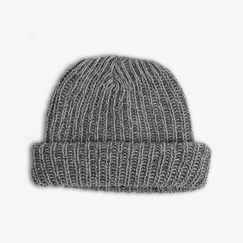 COLUMBIA KNIT-MARL BULKY CAP(CHACOAL WHITE MARL)<img class='new_mark_img2' src='https://img.shop-pro.jp/img/new/icons5.gif' style='border:none;display:inline;margin:0px;padding:0px;width:auto;' />