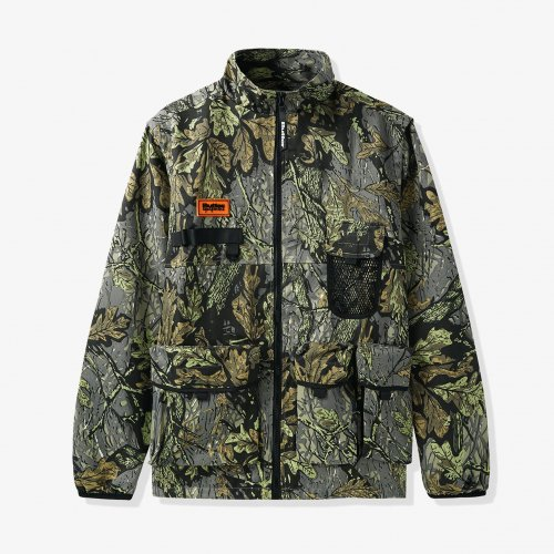 BUTTER GOODS-Equipment Technical Jacket(LEAF CAMO)<img class='new_mark_img2' src='https://img.shop-pro.jp/img/new/icons5.gif' style='border:none;display:inline;margin:0px;padding:0px;width:auto;' />