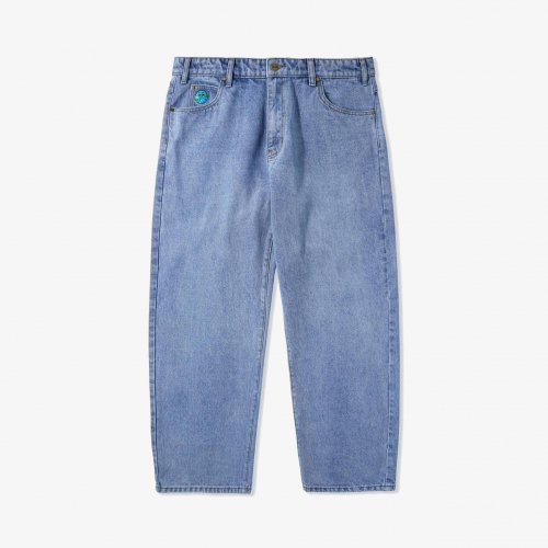 BUTTER GOODS-World Denim Pants(LIGHT BLUE)<img class='new_mark_img2' src='https://img.shop-pro.jp/img/new/icons5.gif' style='border:none;display:inline;margin:0px;padding:0px;width:auto;' />