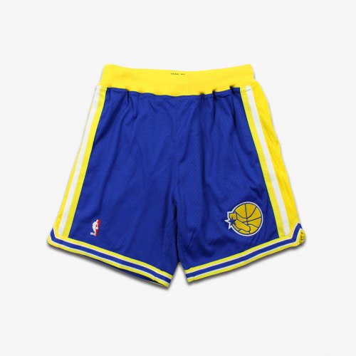 Mitchell&Ness -AUTHEN TIC NBA SHORTS(95-96 WARRIORS)<img class='new_mark_img2' src='https://img.shop-pro.jp/img/new/icons5.gif' style='border:none;display:inline;margin:0px;padding:0px;width:auto;' />
