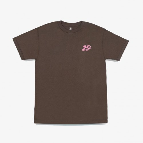 QUARTER SNACKS-SNACK MAN S/S T-SHIRT(CHOCOLATE)<img class='new_mark_img2' src='https://img.shop-pro.jp/img/new/icons5.gif' style='border:none;display:inline;margin:0px;padding:0px;width:auto;' />