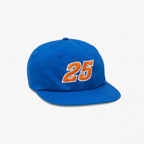 QUARTER SNACKS-RACER Cap(ROYAL)<img class='new_mark_img2' src='https://img.shop-pro.jp/img/new/icons5.gif' style='border:none;display:inline;margin:0px;padding:0px;width:auto;' />