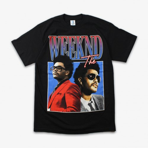 THE WEEKEND-S/S T-SHIRT(BLACK)<img class='new_mark_img2' src='https://img.shop-pro.jp/img/new/icons5.gif' style='border:none;display:inline;margin:0px;padding:0px;width:auto;' />