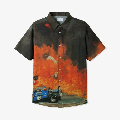 BUTTER GOODS-Race S/S Shirt(MULTI)<img class='new_mark_img2' src='https://img.shop-pro.jp/img/new/icons5.gif' style='border:none;display:inline;margin:0px;padding:0px;width:auto;' />