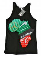B WOOD -AFRICAN LOGO TANK TOP(BLACK)<img class='new_mark_img2' src='//img.shop-pro.jp/img/new/icons5.gif' style='border:none;display:inline;margin:0px;padding:0px;width:auto;' />