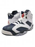 AIR JORDAN-AIR JORDAN6 OLYMPIC<img class='new_mark_img2' src='//img.shop-pro.jp/img/new/icons5.gif' style='border:none;display:inline;margin:0px;padding:0px;width:auto;' />