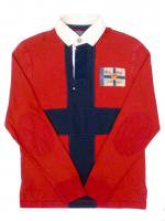 POLO RALPH LAUREN -L/S RUGGER SHIRT(RED)<img class='new_mark_img2' src='https://img.shop-pro.jp/img/new/icons24.gif' style='border:none;display:inline;margin:0px;padding:0px;width:auto;' />