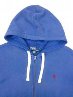 POLO RALPH LAUREN -Z/U HOODIE(BLUE)<img class='new_mark_img2' src='https://img.shop-pro.jp/img/new/icons20.gif' style='border:none;display:inline;margin:0px;padding:0px;width:auto;' />