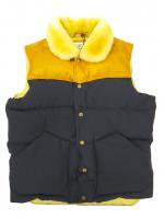 PEN FIELD-DOWN VEST(NAVY)<img class='new_mark_img2' src='https://img.shop-pro.jp/img/new/icons5.gif' style='border:none;display:inline;margin:0px;padding:0px;width:auto;' />