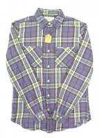 DENIM&SUPPLY -L/S SHIRT(PURPLLE)