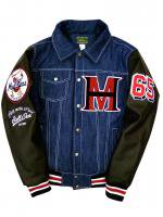 STALL&DEAN -MUD HENS DENIM SHERPA JKT<img class='new_mark_img2' src='https://img.shop-pro.jp/img/new/icons5.gif' style='border:none;display:inline;margin:0px;padding:0px;width:auto;' />
