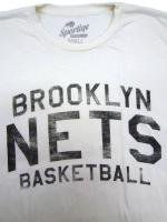 SPORTIQE -BROOKLYN NETS  S/S T-SHIRT(WHITE)<img class='new_mark_img2' src='//img.shop-pro.jp/img/new/icons24.gif' style='border:none;display:inline;margin:0px;padding:0px;width:auto;' />