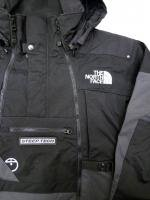 THE NORTH FACE -STEEP TECH JKT(BLACK×GRAY)<img class='new_mark_img2' src='https://img.shop-pro.jp/img/new/icons5.gif' style='border:none;display:inline;margin:0px;padding:0px;width:auto;' />