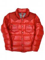 【40% OFF】KILOGRAM -DOWN JACKET(RED)<img class='new_mark_img2' src='//img.shop-pro.jp/img/new/icons24.gif' style='border:none;display:inline;margin:0px;padding:0px;width:auto;' />