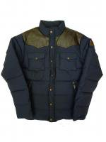 PEN FIELD-STAPLETON DOWN JACKET(NAVY)<img class='new_mark_img2' src='//img.shop-pro.jp/img/new/icons5.gif' style='border:none;display:inline;margin:0px;padding:0px;width:auto;' />