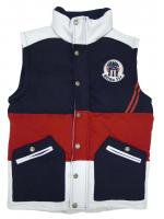 BORN FLY- MISSING VEST(WHITE,RED,NAVY)<40%OFF>